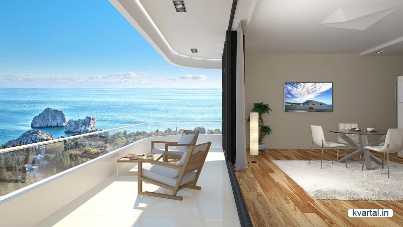 Испания аренда жилья на берегу моря дешево