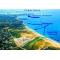 Продам участок у моря,  Севастополь,  Учкуевка,  Любимовка,  Кача,  вид на море !  Для дома,  или бизнеса !